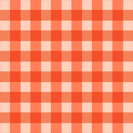 picnic tablecloth: Checkered picnic tablecloth