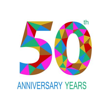 50: 50 anniversary.