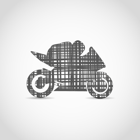 motorcycling: modern motorcyclist logo. motorcycling logo. logo for competition