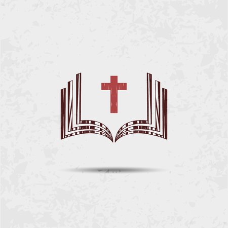 bible background: Bible Church logo. the name of the mission. Bible Society.