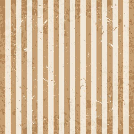old wallpaper: vintage line background with blots Illustration