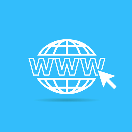webhost: web icon for business