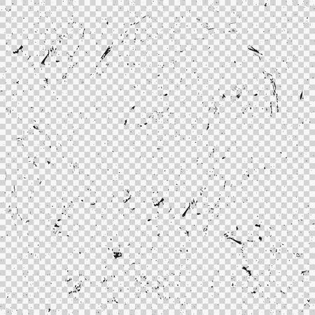 blots: Transparent background with blots