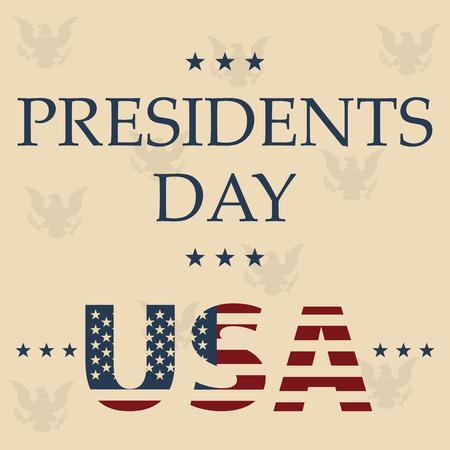 resignation: Presidents Day