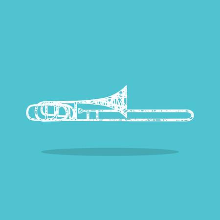 Trombone logo for web
