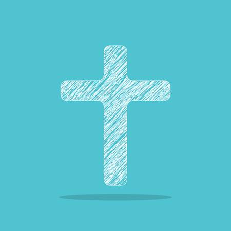 Kruis voor webdesign