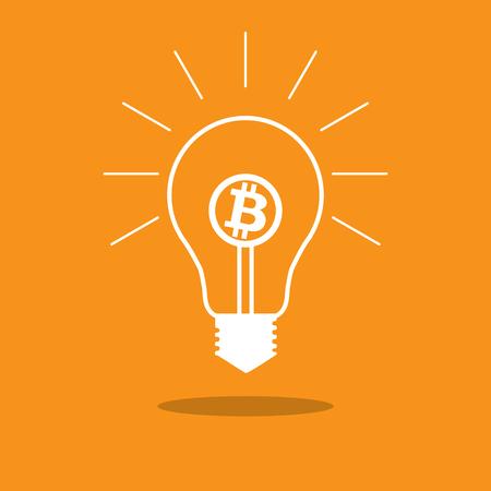ides: New idea for bitcoin grow. web design