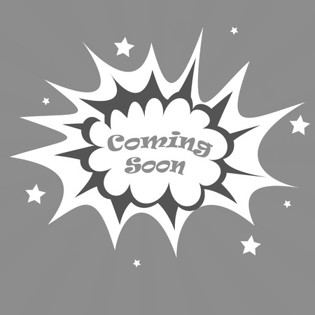 Coming soon in explosion bubbles
