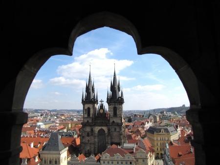 tyn: Prague,  Church of Our Lady before Tyn