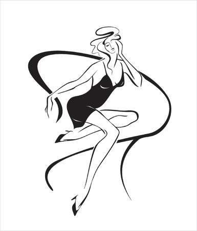 sexy2 Illustration