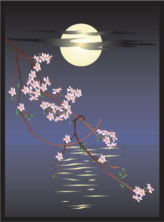 sakura2 Illustration