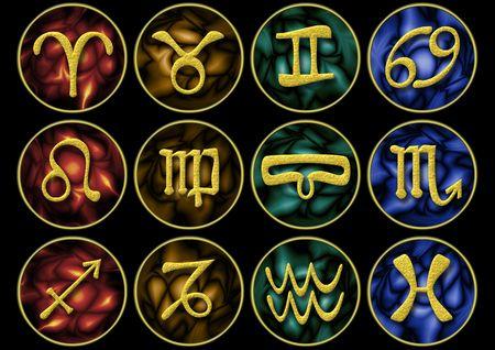 zodiac Stock Photo - 1828640
