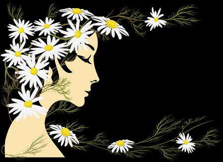 flourishing: girl
