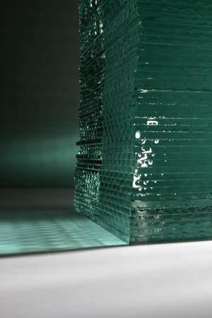tinsel: glass Stock Photo