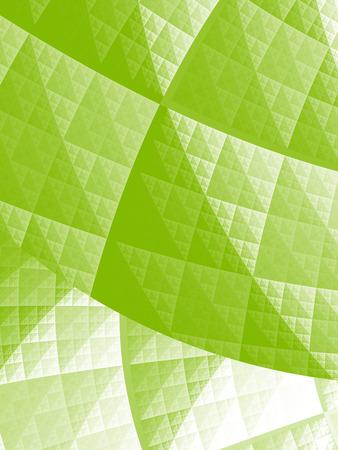 Greenery abstract pattern Stock Photo