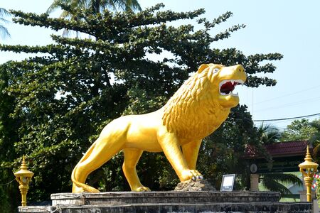 Monument to the Golden Lion