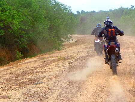 Extreme Motorcycle Trip 1 Zdjęcie Seryjne