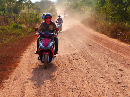 Extreme Motorcycle Trip 2