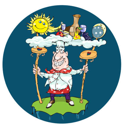 culinary arts: the chef will lift you up in the clouds Culinary Arts
