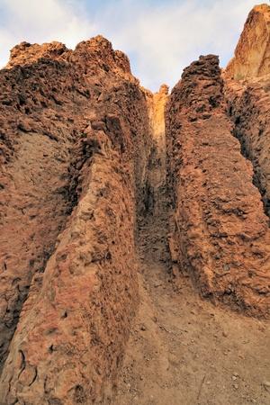 Atlas Mountains, Chebika, border of Sahara, Tunisia, Africa photo