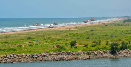 Ship wreck. Apapa, Port of Lagos, Nigeria