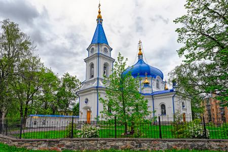 nicholas: St. Nicholas church in Sortavala, Republic of Karelia, Russia