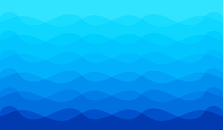 Blue background - Vector.Abstract background.