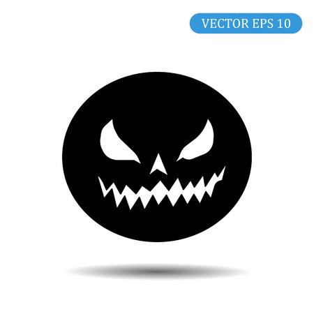 Pumpkin. Halloween. Vector illustration.eps 10