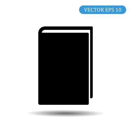 Book icon vector eps 10