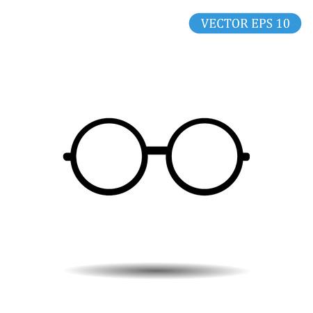 Vector glasses Icon.
