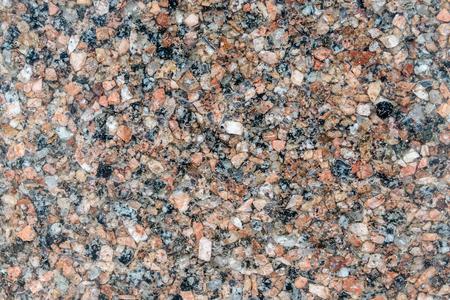 schist: Granite and quartz mica. Stock Photo