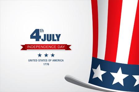 independencia: Día de la Independencia 4 de julio. Feliz día de la independencia