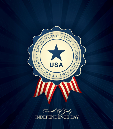 independence day fourth of july 向量圖像