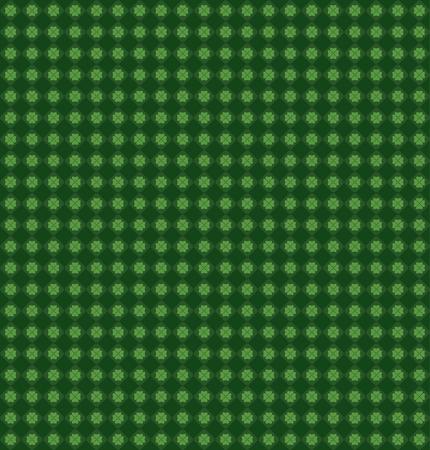 four fourleaf: texture consisting of four-leaf clover