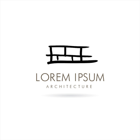 construction firm: Bureau of Architecture. Architecture and Design Illustration