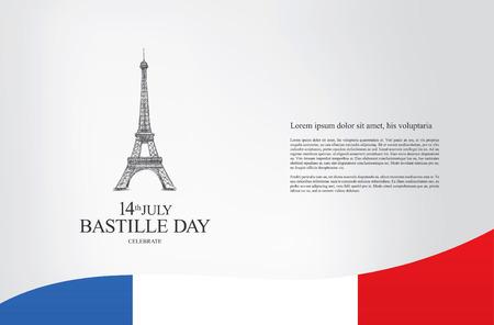 the bastille: France. 14 july. Happy Bastille Day!