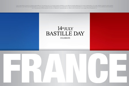 bastille: France. 14 july. Happy Bastille Day!