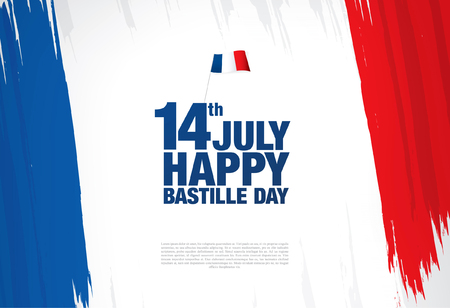 14th: France. 14 july. Happy Bastille Day!