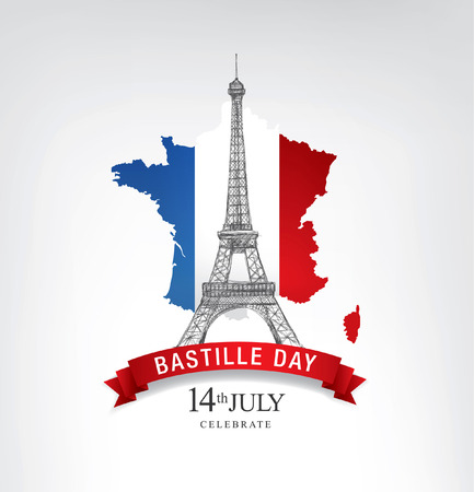 th: France. 14 th July. Bastille Day.