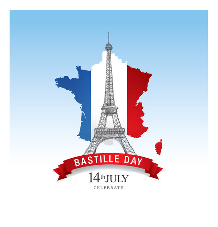 France. 14 th July. Bastille Day.