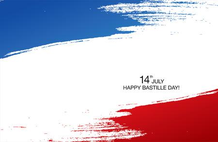 France. 14 th July. Bastille Day.