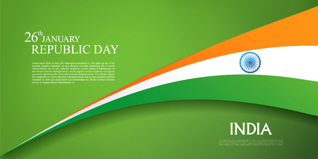 th: Republic Day of India. 26 th of January