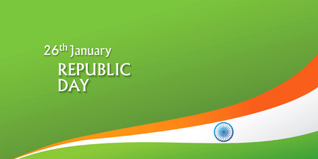 26: Republic Day of India. 26 th of January