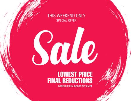 sale tag: Sale banner, poster. Sale background. Sale tag