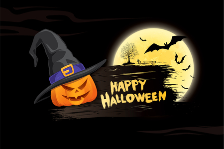 Happy halloween. Halloween party