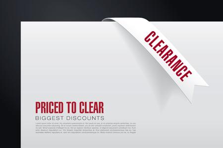 discount banner: Sale discount. Tag. Banner. Label. Sticker