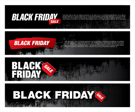 tally: Black friday sale. Web banners