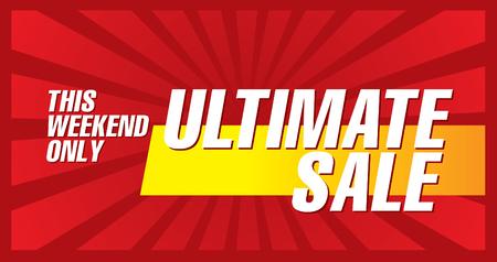 tally: Big sale poster