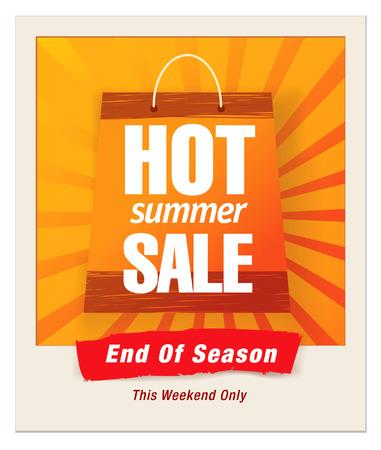 final: final summer sale design photo frame