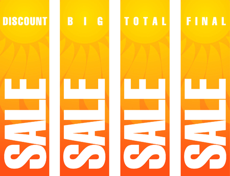 summer sale: Summer sale posters